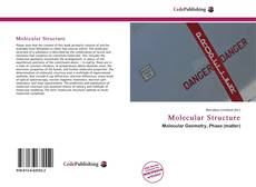 Bookcover of Molecular Structure
