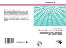 Martin Green (professor)的封面