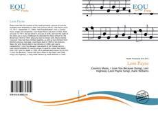 Capa do livro de Leon Payne