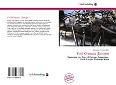 Bookcover of Ford Granada (Europe)