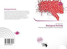 Bookcover of Biological Activity