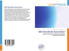 Bookcover of IEEE Standards Association