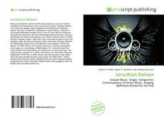 Bookcover of Jonathan Nelson