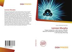 Bookcover of Lennon Murphy