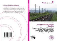Haggerston Railway Station kitap kapağı