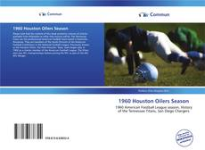Portada del libro de 1960 Houston Oilers Season
