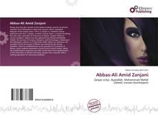 Portada del libro de Abbas-Ali Amid Zanjani