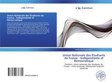 Обложка Union Nationale des Étudiants de France - Indépendante et Démocratique