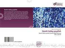 Bookcover of Death Valley pupfish