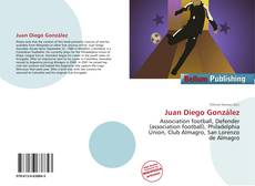 Juan Diego González的封面