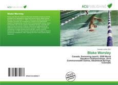 Обложка Blake Worsley