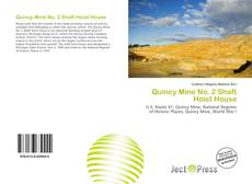 Bookcover of Quincy Mine No. 2 Shaft Hoist House