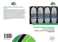 Buchcover von Ayatollah Sheikh Basheer Hussain Najafi