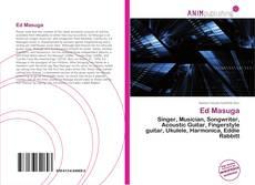 Buchcover von Ed Masuga