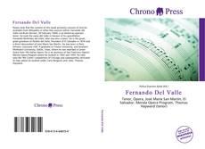 Bookcover of Fernando Del Valle