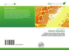 Обложка Dhofar Rebellion