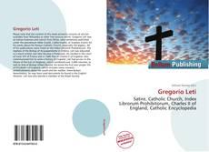 Bookcover of Gregorio Leti