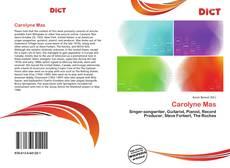 Bookcover of Carolyne Mas