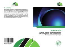 Bookcover of Arne Hertz