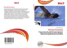 Bookcover of Kirsty Coventry