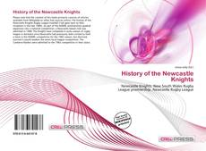 Bookcover of History of the Newcastle Knights