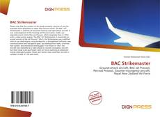 Bookcover of BAC Strikemaster