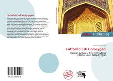 Borítókép a  Lotfollah Safi Golpaygani - hoz