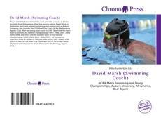 Capa do livro de David Marsh (Swimming Coach)