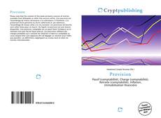 Bookcover of Provision