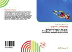 Bryan Lundquist kitap kapağı