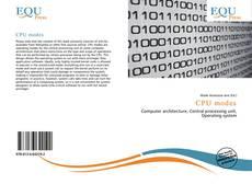 Capa do livro de CPU modes