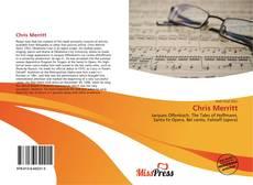 Bookcover of Chris Merritt