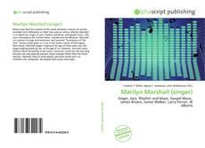 Copertina di Marilyn Marshall (singer)