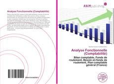 Couverture de Analyse Fonctionnelle (Comptabilité)