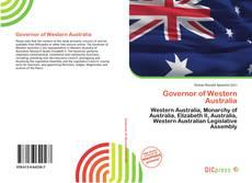 Обложка Governor of Western Australia