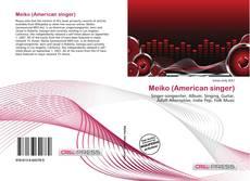 Copertina di Meiko (American singer)