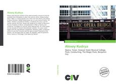 Bookcover of Alexey Kudrya