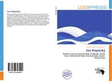 Jan Kopecký的封面