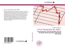 Capa do livro de Crise Financière de 2007-