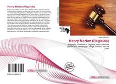 Bookcover of Henry Marten (Regicide)