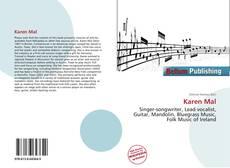 Capa do livro de Karen Mal