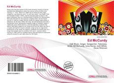 Bookcover of Ed McCurdy