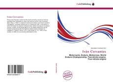 Couverture de Iván Cervantes
