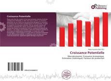 Portada del libro de Croissance Potentielle
