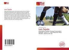 Portada del libro de Luis Tejada