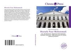 Capa do livro de Mostafa Pour-Mohammadi