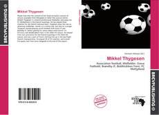 Mikkel Thygesen的封面