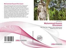 Bookcover of Mohammad-Kazem Khorasani