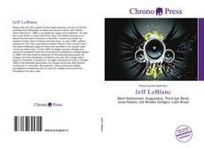 Buchcover von Jeff LeBlanc