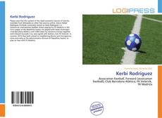 Buchcover von Kerbi Rodríguez